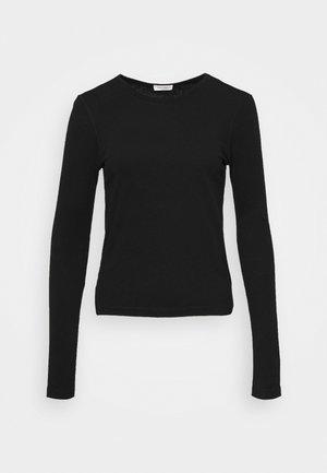 FAKOBAY - Long sleeved top - noir vintage