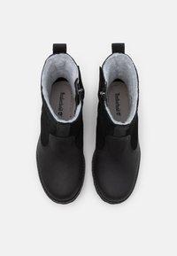 Timberland - COURMA KID UNISEX - Korte laarzen - black - 3
