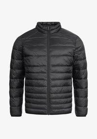 Jack & Jones - MIT STEHKRAGEN - Light jacket - black - 4