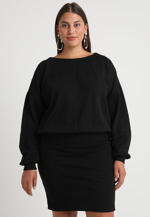 LADIES DRESS - Jurk - black