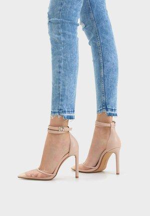 MIT NETZSTOFF 11950560 - High heels - pink