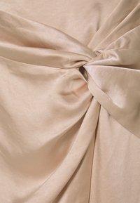 Mossman - KISS SKIRT - A-line skirt - champagne - 2
