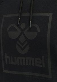Hummel - HMLISAM - Luvtröja - black - 5