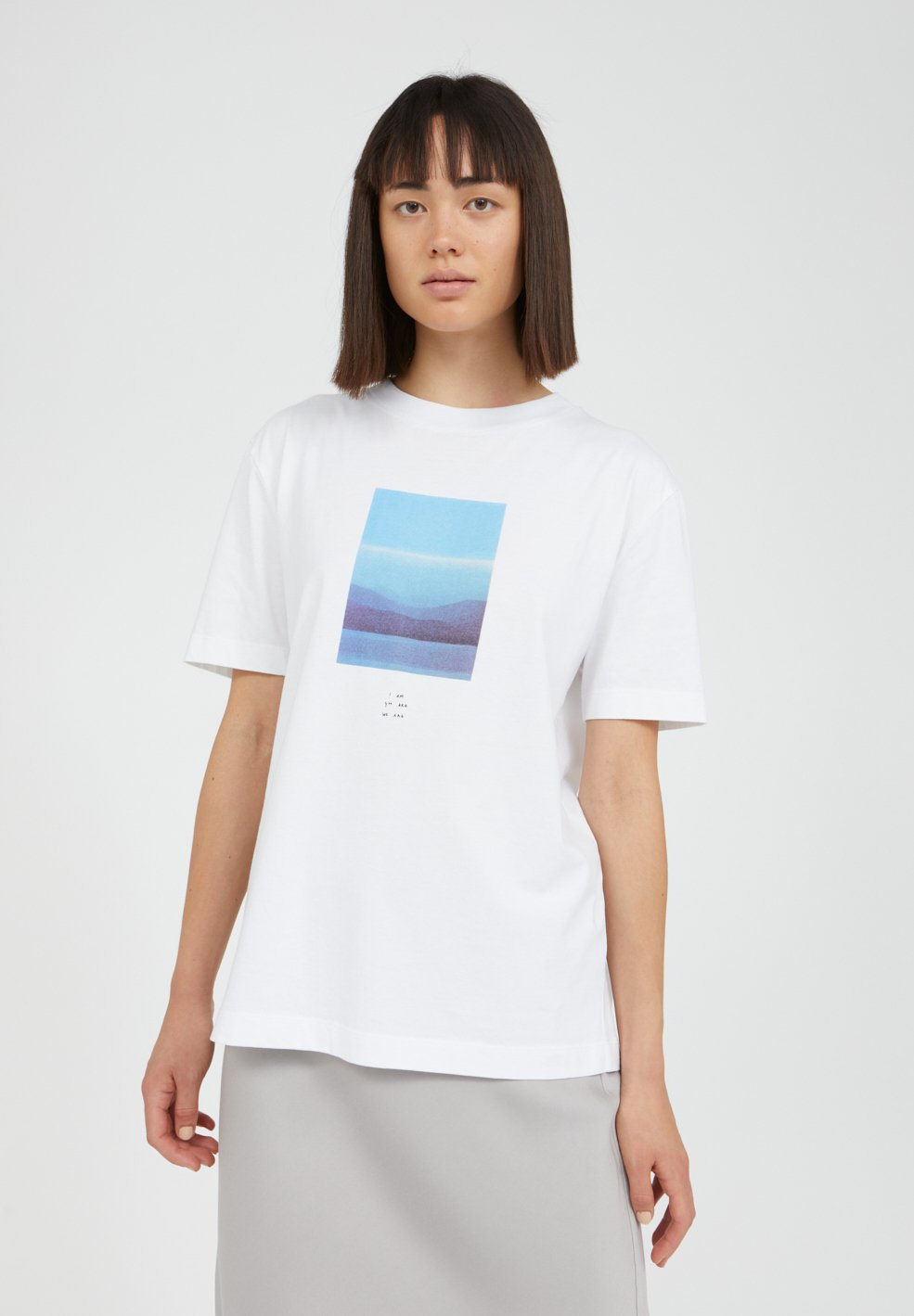Damen YOU WE ARE - T-Shirt print