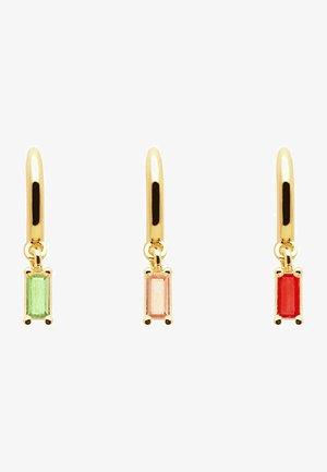 BU NECTAR BUNDLE U - Earrings - gelbgold