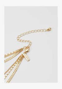 Topshop - FRCOIN CROSS  - Necklace - gold-coloured - 1