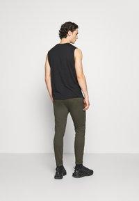 Gabba - PISA DALE PANTS - Trousers - army - 2