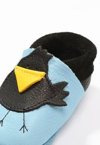 POLOLO - RABE KARL - First shoes - babyblue/nero - 5