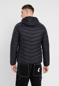 Supply & Demand - EXPLORE JACKET - Overgangsjakker - black - 2