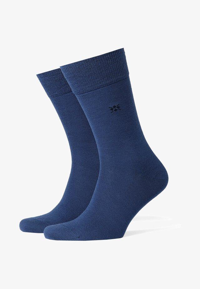 Socks - royal blue (6051)