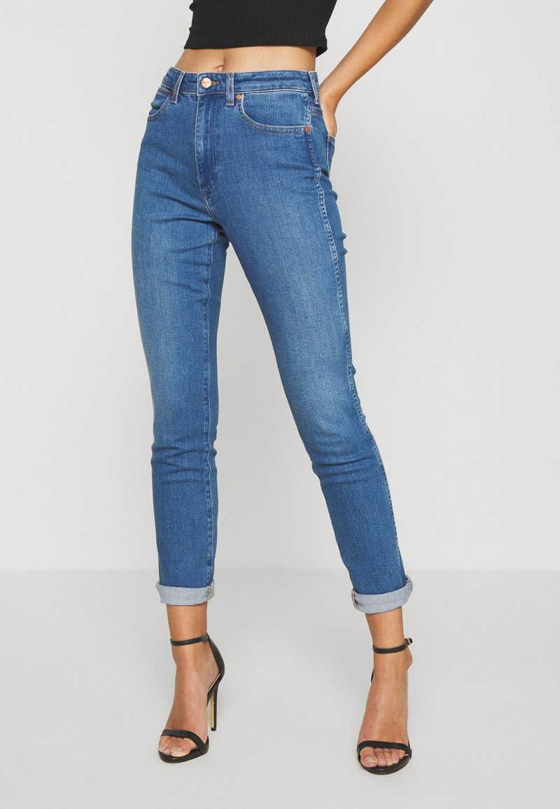 Wrangler - RETRO - Slim fit jeans - dance with me