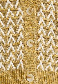 House of Dagmar - LORETTA - Vest - yellow multi - 4