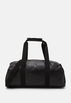 DAILY DUFFEL SMALL UNISEX - Sportstasker - shiny black