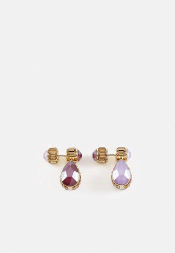 ORBITA - Earrings - lilac