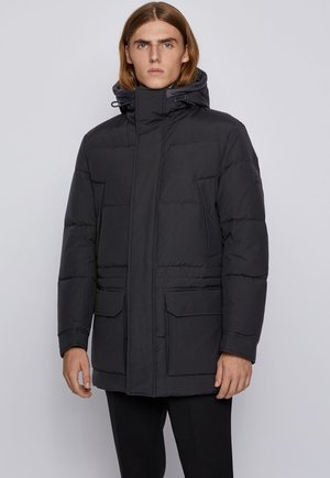 DOMERLOS - Down coat - black