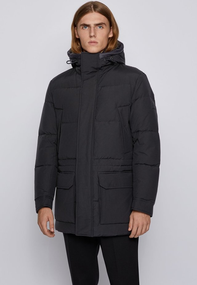 DOMERLOS - Down coat - black