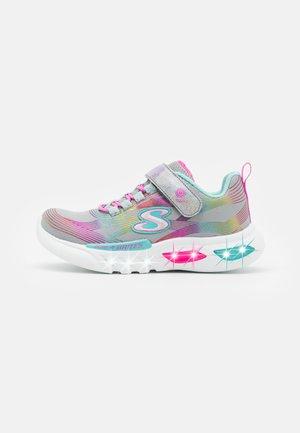 GLOW-BRITES - Sneaker low - gray/multicolor