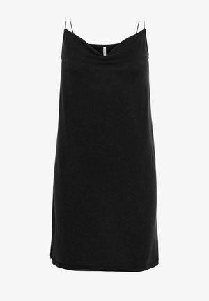 KURZ - Jersey dress - black