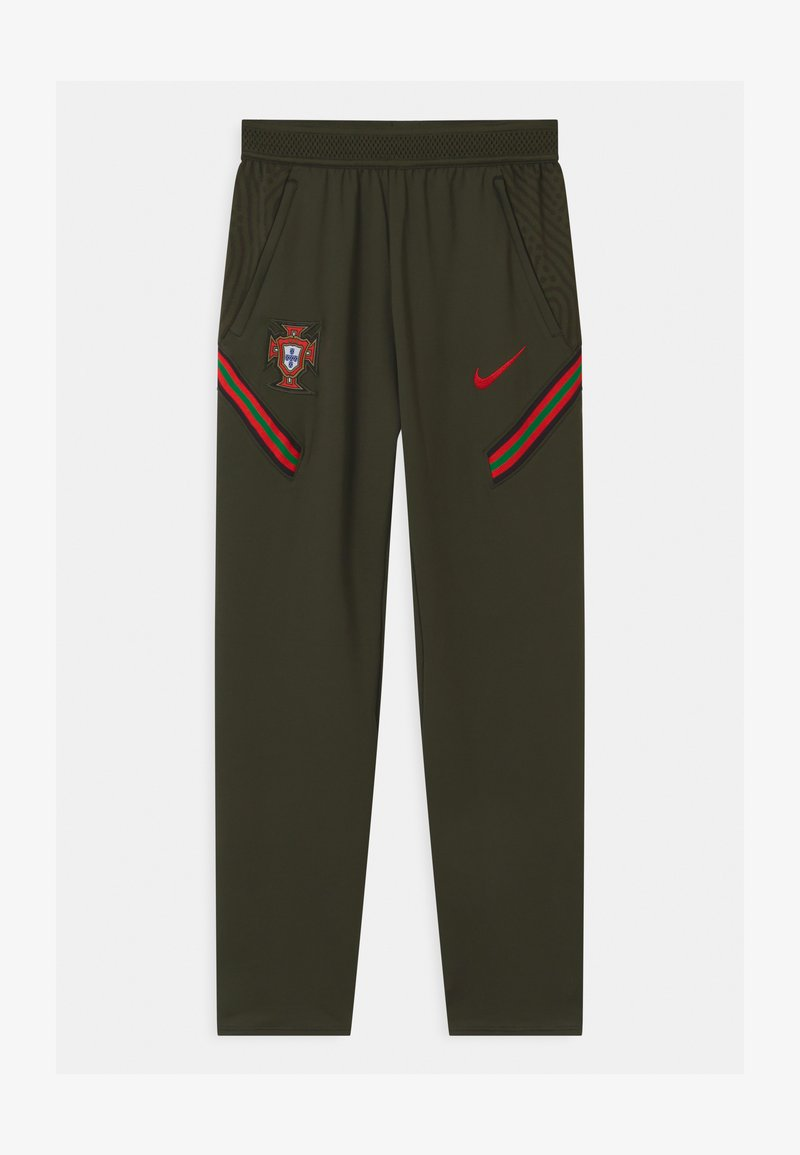 Nike Performance - PORTUGAL UNISEX - National team wear - sequoia/sport red