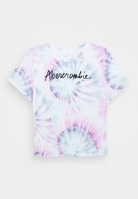Abercrombie & Fitch - SCRUNCHIE TEE - T-shirt print - multi color - 0