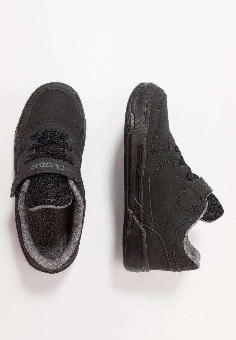 Kappa - DALTON ICE - Obuwie treningowe - black/grey