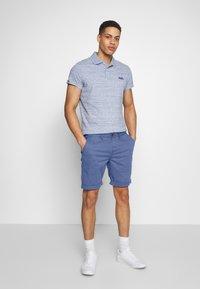 Superdry - INTERNATIONAL  - Shorts - neptune blue - 1