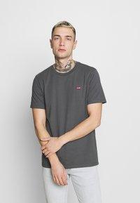 Levi's® - ORIGINAL TEE - T-shirt - bas - gray ore - 0