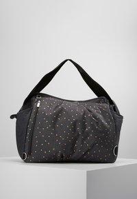 Lässig - TWIN BAG TRIANGLE - Sac à langer - dark grey - 2