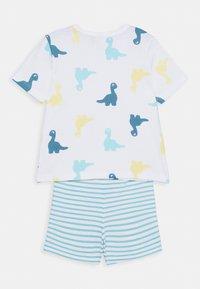 Sanetta - SHORT - Pyjamas - white pebble - 1