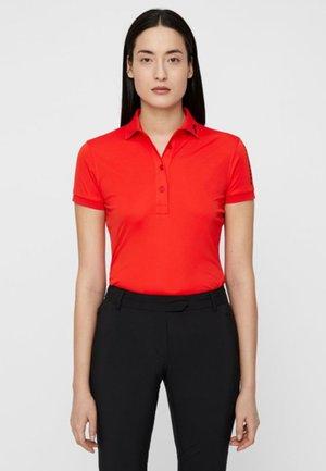 TOUR TECH - Sports shirt - light red