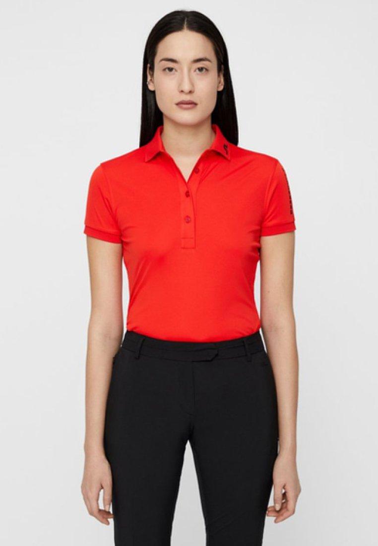 J.LINDEBERG - TOUR TECH - Sports shirt - light red
