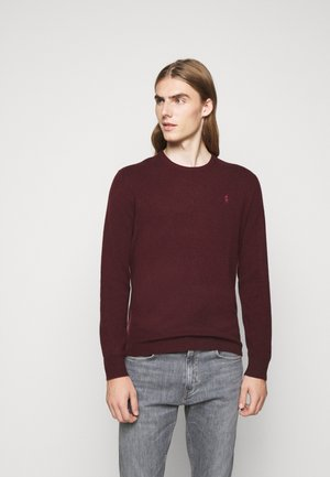LORYELLE - Strickpullover - aged wine heather