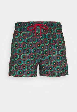 SPRIAL DOME - Swimming shorts - dark green