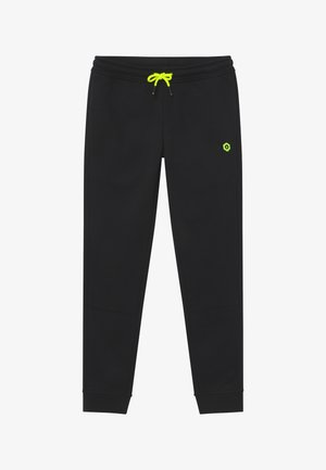 JJIVISUAL PANTS  - Tracksuit bottoms - black