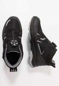Superfit - JUPITER - High-top trainers - schwarz/grau - 0