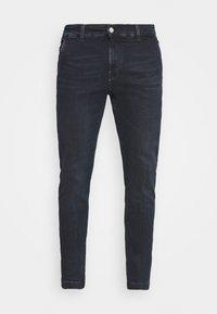 SLIM - Slim fit jeans - midnight extra dark blue