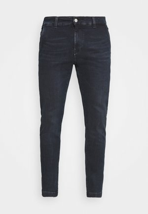 SLIM - Jean slim - midnight extra dark blue