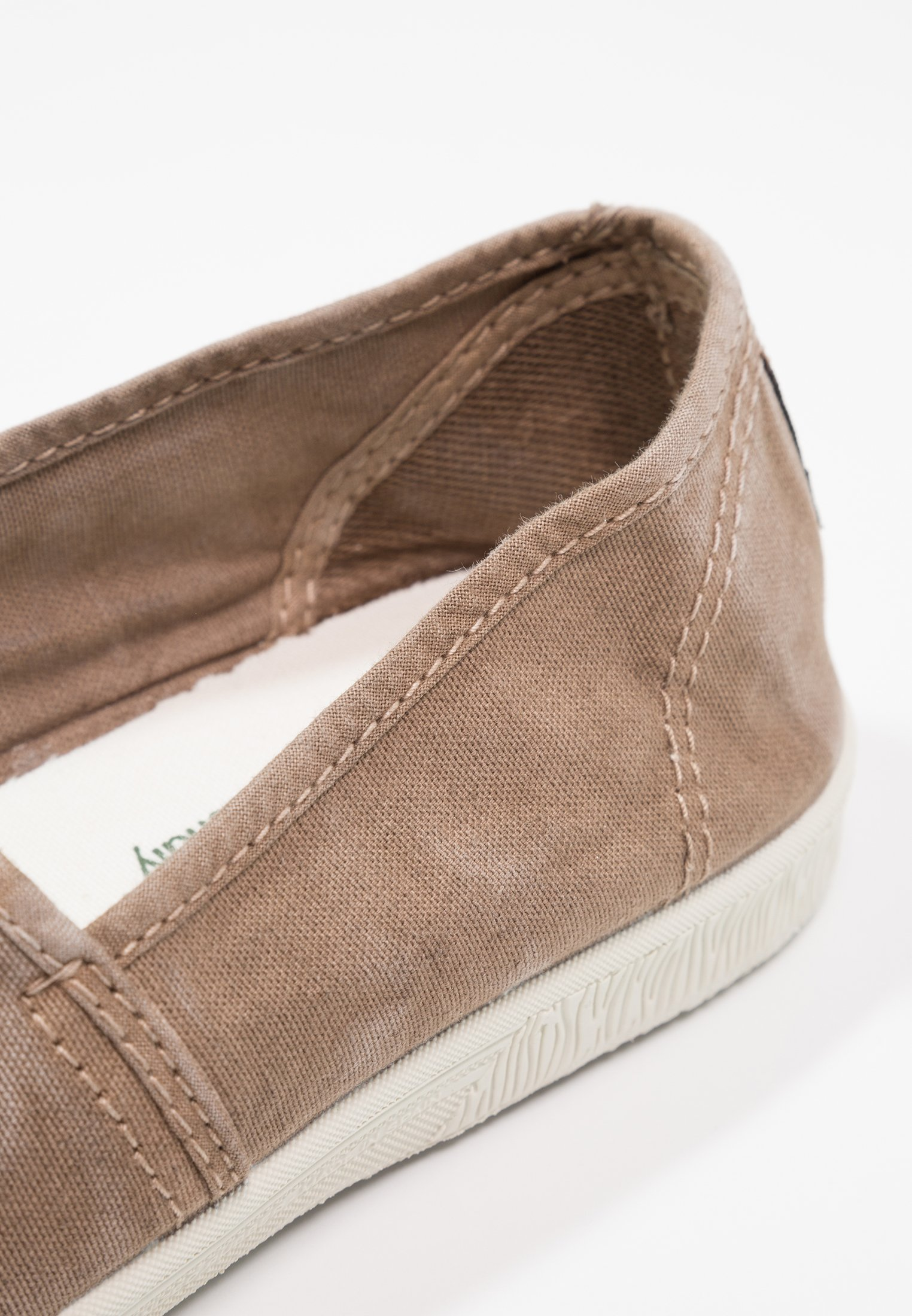 Natural World CAMPING  - Mocassins - beige - Sneakers femme Grande vente