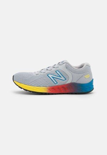 ARISHI WELCRO UNISEX - Neutral running shoes - grey