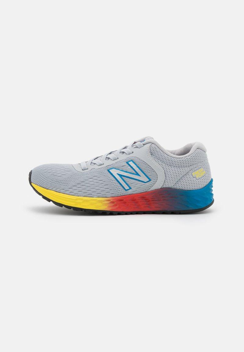 New Balance - ARISHI WELCRO UNISEX - Neutral running shoes - grey