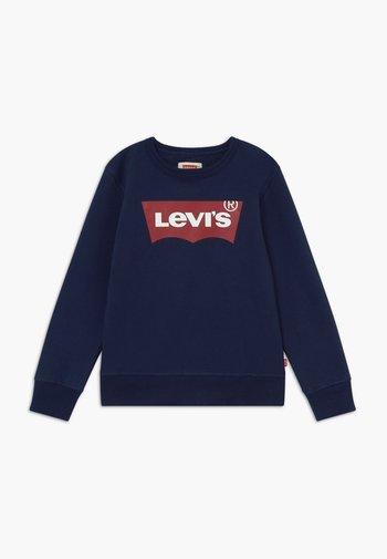BATWING CREWNECK - Sweatshirt - dress blue