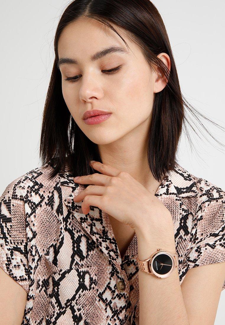 Armani Exchange - Horloge - roségold-coloured