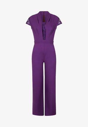 Kombinezon - purple