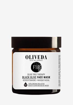 MASK BLACK OLIVES - REJUVENATING 60ML - Ansigtsmaske - -