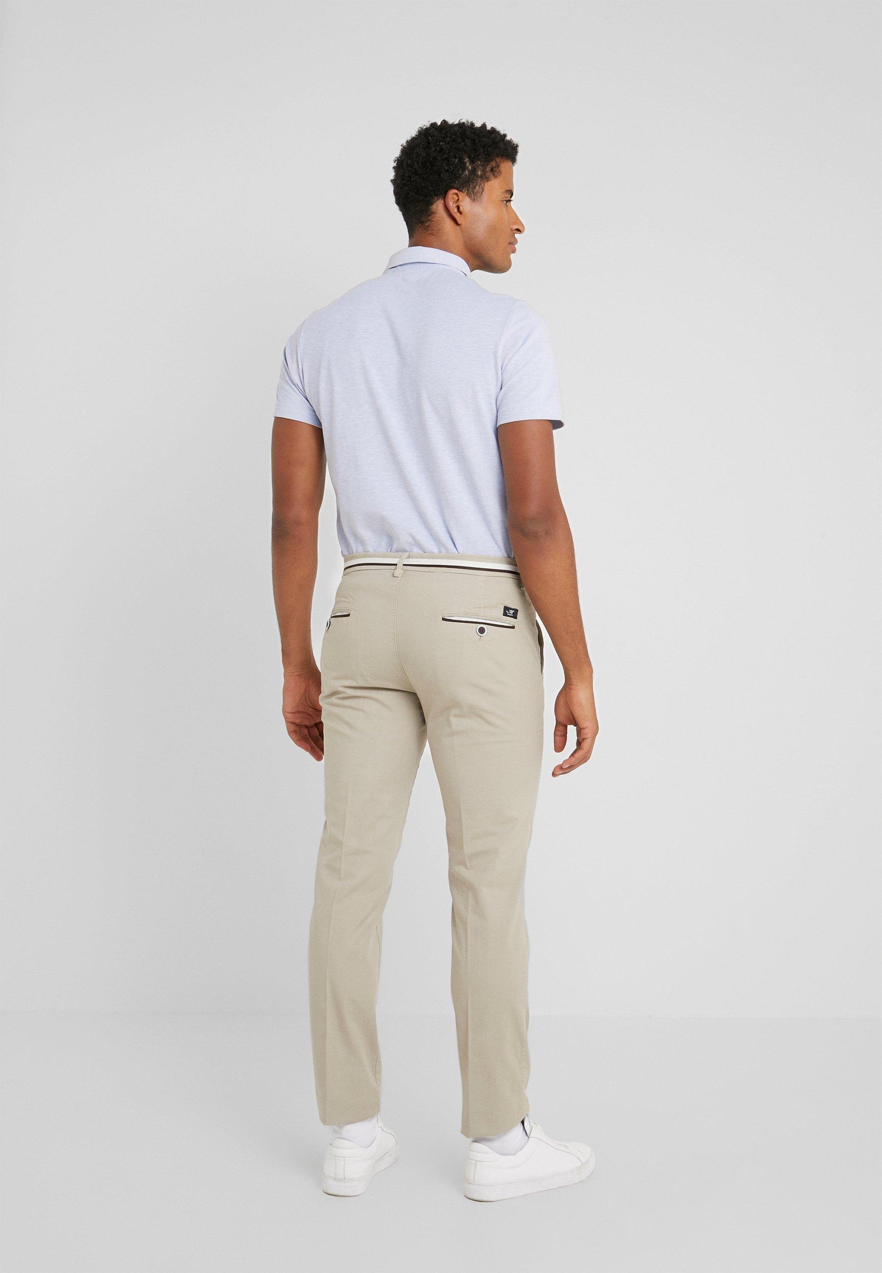 Mason's TORINO SUMMER - Pantalon classique - beige