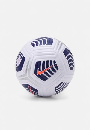 UEFA FLIGHT - Voetbal - white/regency purple/bright mango
