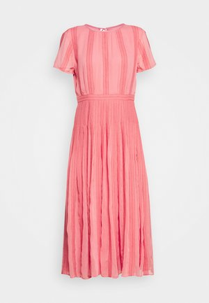 JUDY DRESS - Vestido informal - bright coral