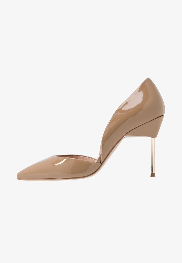 BOND  - High Heel Pumps - nude