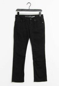 Mavi - Straight leg jeans - black - 0