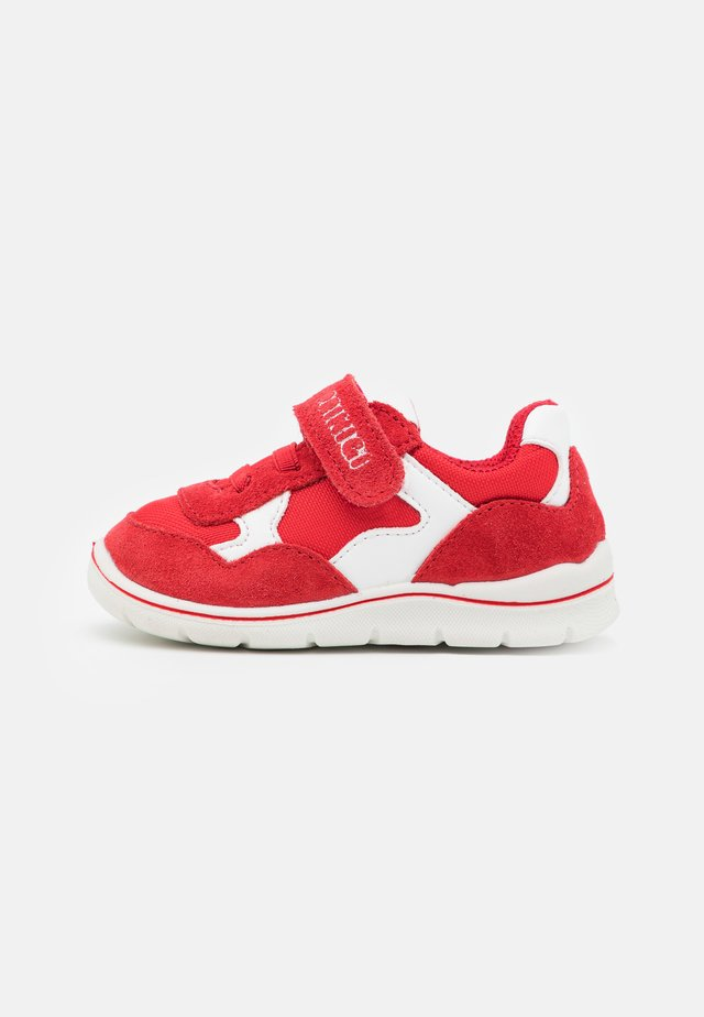 UNISEX - Sneakers laag - red/rosso/bianco